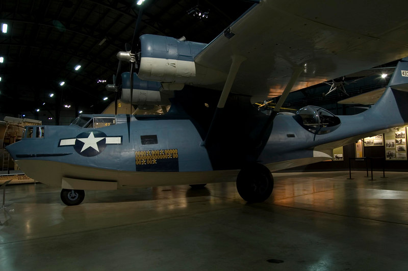 Consolidated OA-10 Catalina at NMUSAF