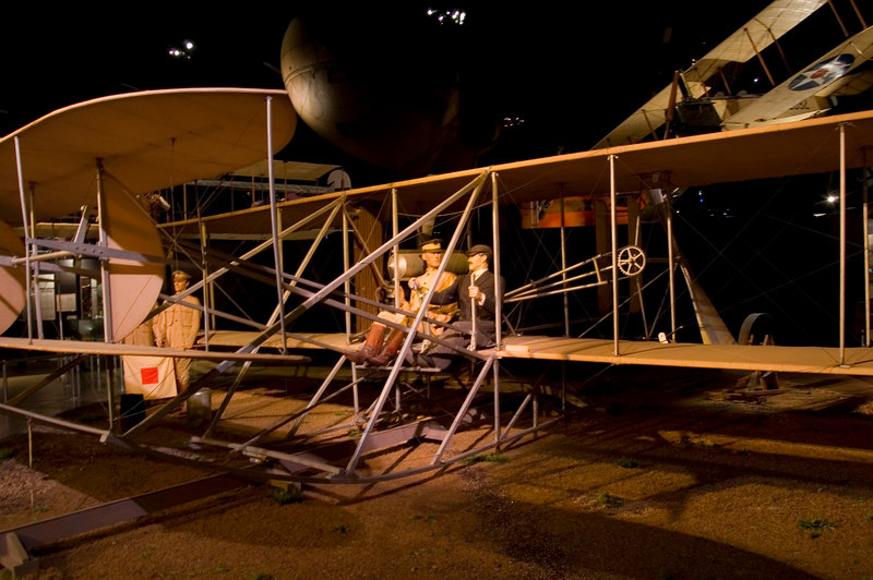 1909 Wright Military Flyer at the NMUSAF