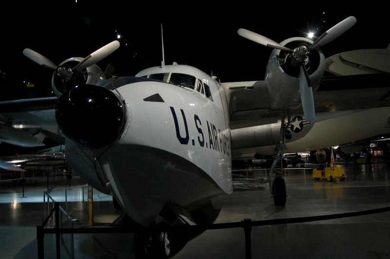 Grumman HU-16B Albatross at NMUSAF