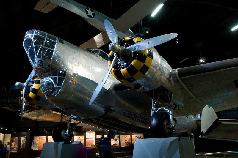 Douglas B-18 Bolo at NMUSAF