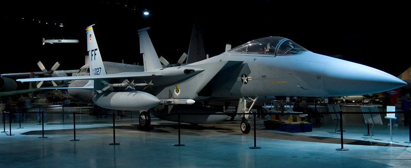 McDonnell Douglas F-15A at NMUSAF