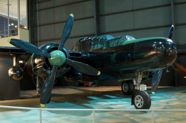Northrop P-61C Black Widow at NMUSAF