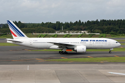 Air France Boeing 777-200 F-GSPO