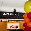 Air India Inaugural at Dulles
