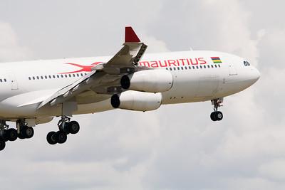 Air Mauritius Airbus A340-300 3B-NBO