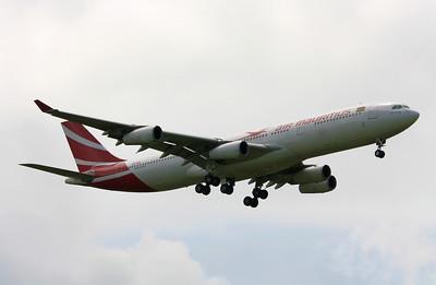 Air Mauritius Airbus A340-300 3B-NBE