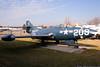 Grumman F9F-2 Panther BuNo 127120