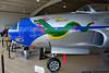 Lockheed TV-1 (P-80C) USN BuNo 33824 (former USAF F-80C, s/n: 47-221)