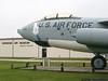B-47 Stratojet bomber, first USAF jet-powered bomber.