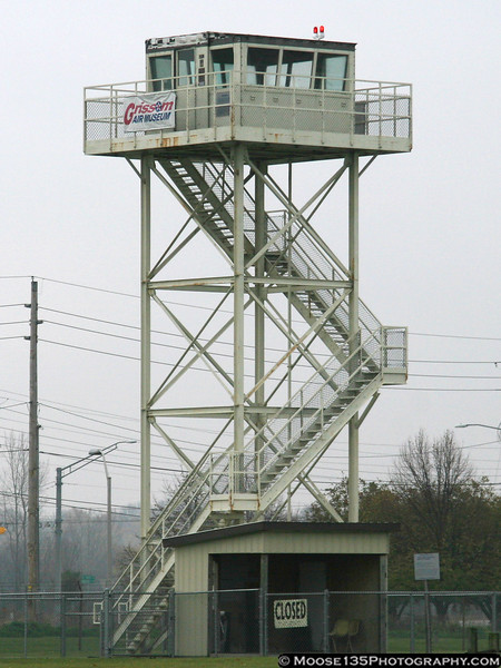 Security Police guard tower from the old tanker alert facility.