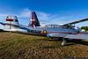 Hispano Aviacion HA-200 SAETA Jet Trainer