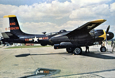 Virginia Air National Guard - B-26