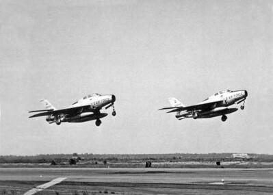 Virginia Air National Guard - F-84F