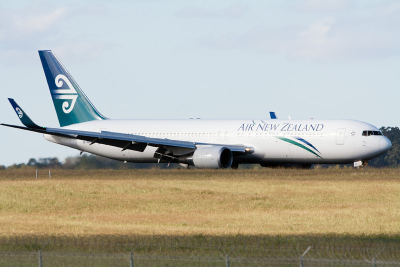 Air New Zealand Boeing 767-300 ZK-NCI