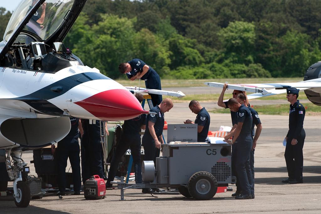 Repairing Wing on #3