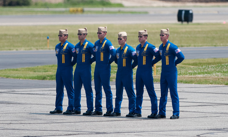 Pilots at Attention Prior to Flight