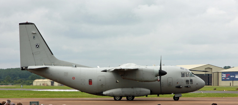 MM62250:46-91 Alenia Aeronautica C-27J 'Spartan' (RAF Fairford) Italian Air Force