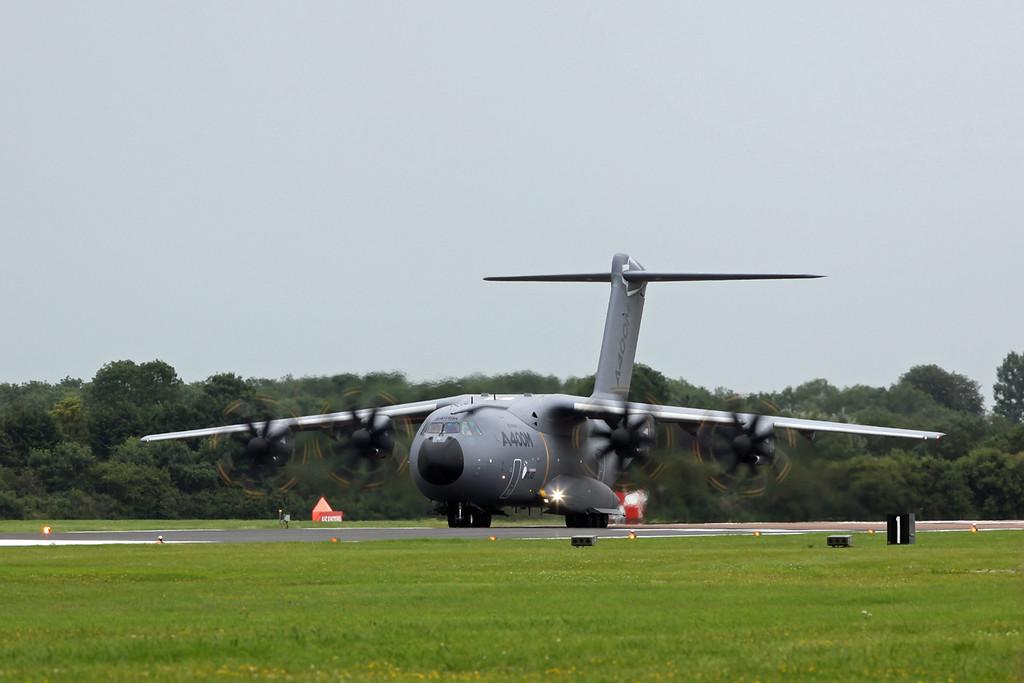 F-WWMZ Airbus A400M 'Atlas' (RAF Fairford) Airbus Industrie