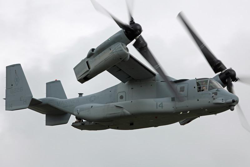 8226-14 Bell Boeing MV-22B 'Osprey' (RAF Fairford) USMC [1]