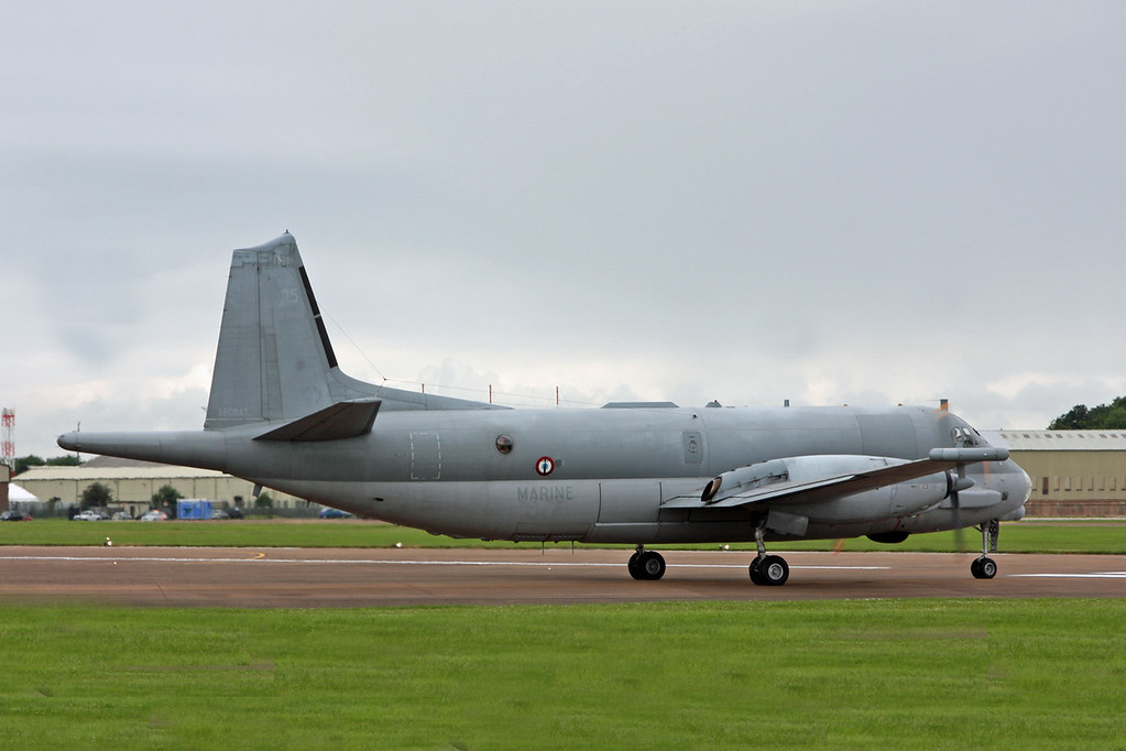 15 Breguet Aviation Br 1150 Atlantique (RAF Fairford) French Navy