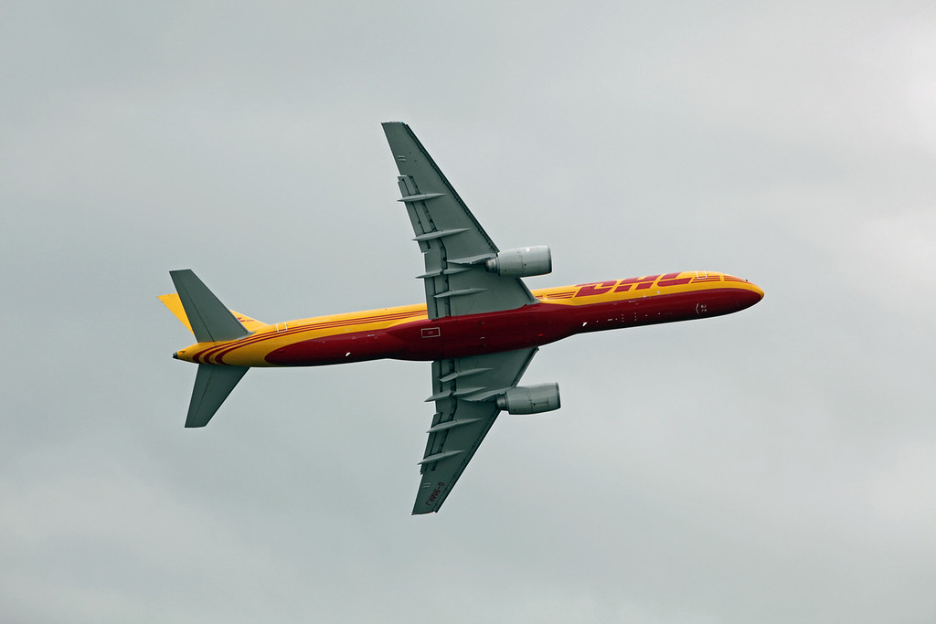 G-BMRJ BOEING B757-236 'Special Freighter' (RAF Fairford) DHL Air Ltd [3]