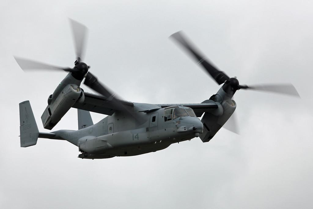 8226-14 Bell Boeing MV-22B 'Osprey' (RAF Fairford) USMC [2]