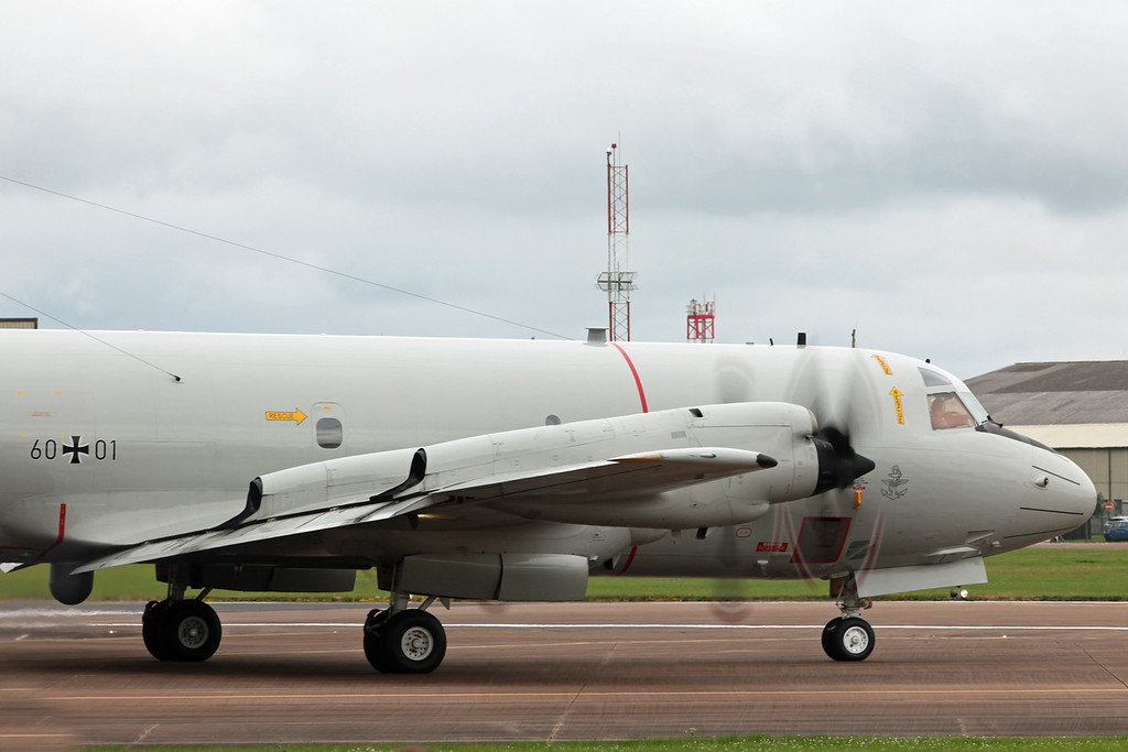60 01 Lockheed P-3 Orion (RAF Fairford) German Navy [1]