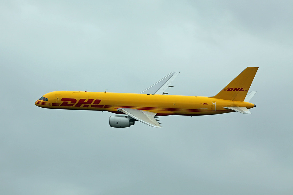 G-BMRJ BOEING B757-236 'Special Freighter' (RAF Fairford) DHL Air Ltd [1]