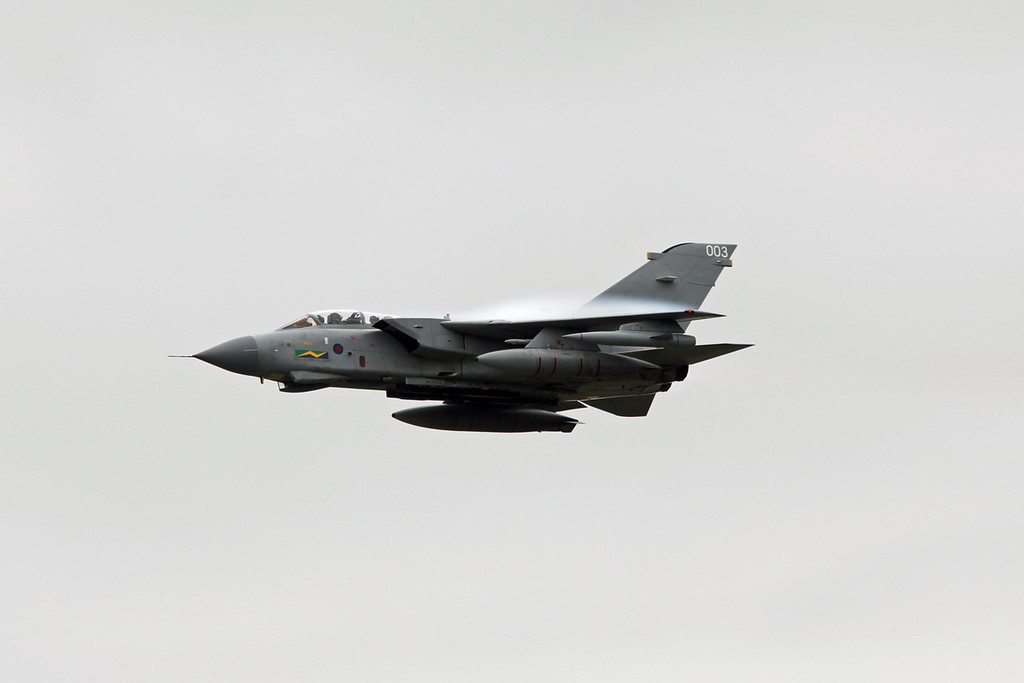 ZA369:003 Tornado GR 4 (RAF Fairford) Royal Air Force [3]
