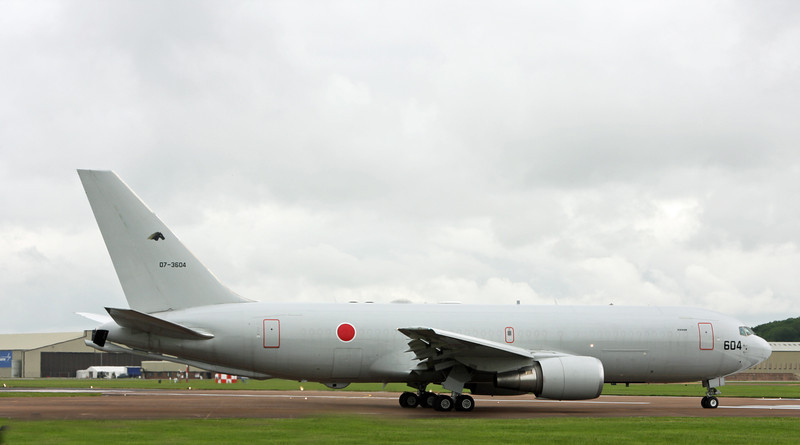 07-3604 Boeing KC767J (RAF Fairford) Japan Air Self Defence Force