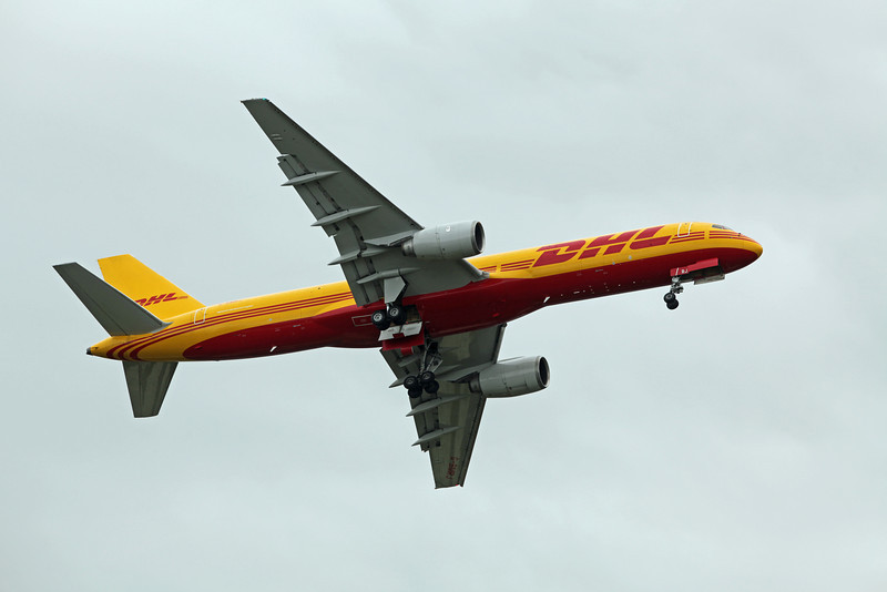 G-BMRJ BOEING B757-236 'Special Freighter' (RAF Fairford) DHL Air Ltd [2]