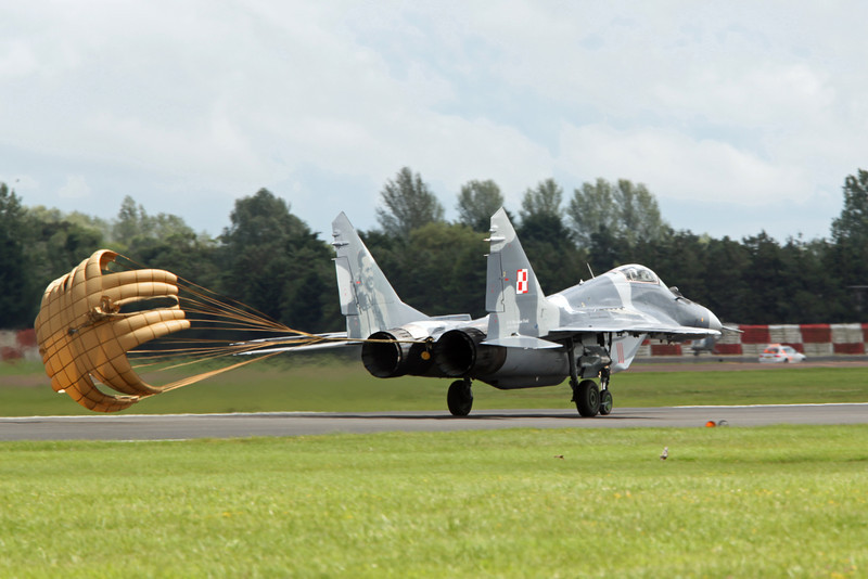 MIG-29 (RAF Fairford) Polish Air Force [3]