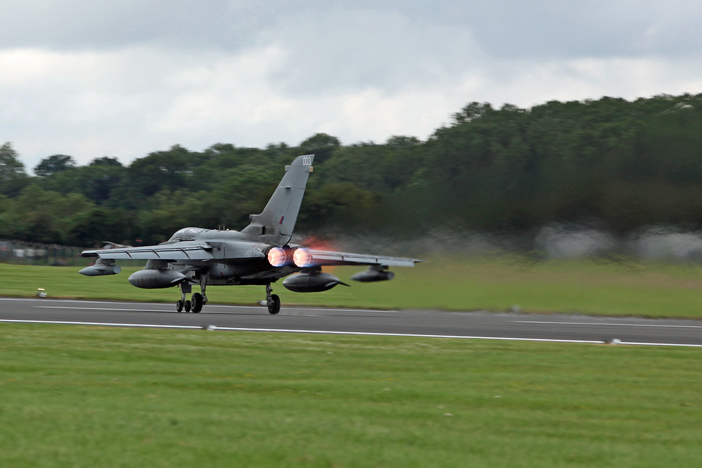 ZA369:003 Tornado GR 4 (RAF Fairford) Royal Air Force [1]