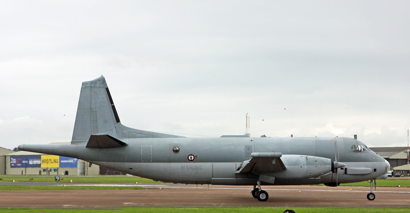 15 Breguet Aviation Br 1150 Atlantique (RAF Fairford) French Navy [1]