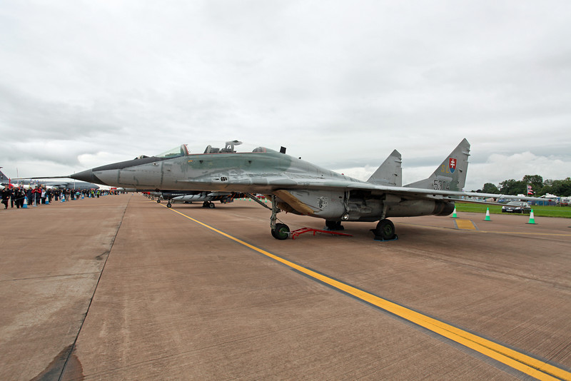 5304 MiG-29 Slovakian Air Force (