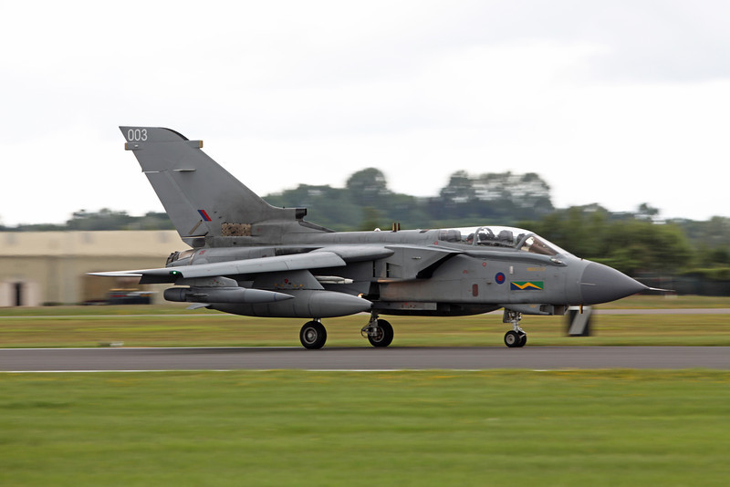ZA369:003 Tornado GR 4 (RAF Fairford) Royal Air Force [5]