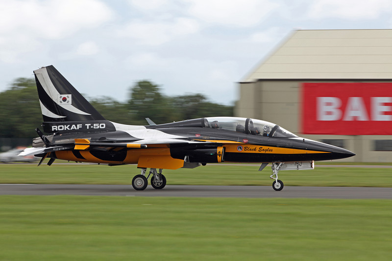 10-0054:5 T-50B Korean Air Force:Black Eagles [1]