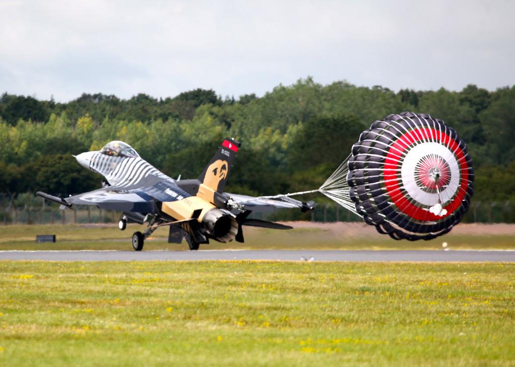 91-0011 Lockheed Martin F-16C Fighting Falcon (RIAT 2011)