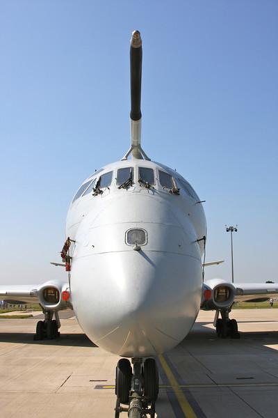 Nimrod R1 (Waddington Airshow 2011)