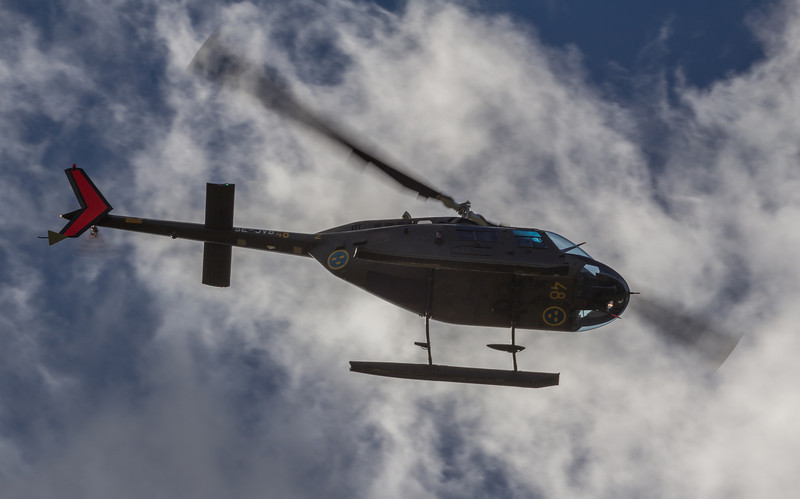 Agusta Bell 206B Jet Ranger II