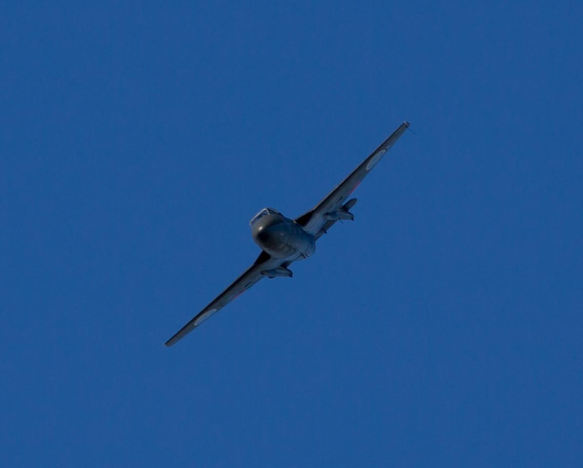 De Havilland DH 115 Vampire J28