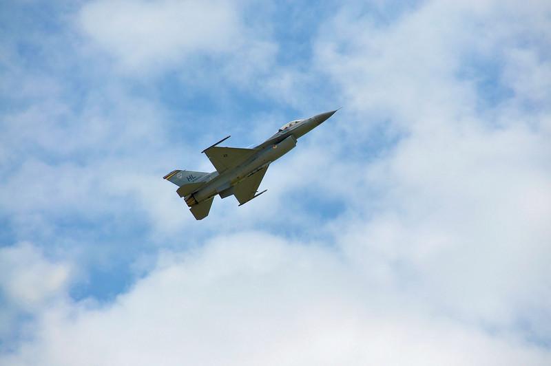 F-16 Viper AKA Fighting Falcon