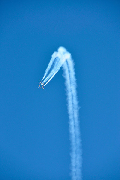 Blue Angel Flight