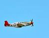 Red Tail P-51 Mustang - Tuskogee Airmen