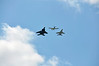 Fighter Heritage Flight (F-15, F-16, P-51)