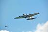 B-17 with P-51 Escort