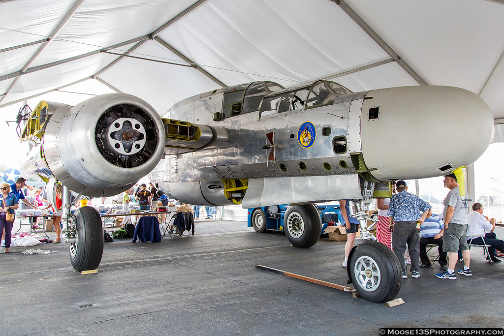 2015 Mid-Atlantic Air Museum WWII Weekend - Reading, PA