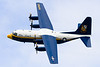 Fat Albert does a flyby.