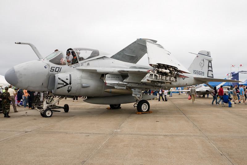 A Harrier jump jet.