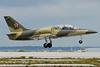 The L-39 Albatross departs Quonset.